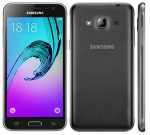 Refurbished Original Samsung J3 2016 J320F Unlocked Cell Phone Quad Core 1.5G 8G 5 Inch Single sim 4G LTE