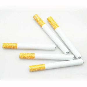 Pfeifentasche Pfeife Handpfeife für Tabak Zigarette Form Hornet Schleifer Metallpfeifen Kostenloser Versand