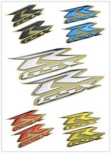 Motorcycle 3d Emblem Stickers Decal Raise For Suzuki GSXR1000 GSXR750 GSXR600