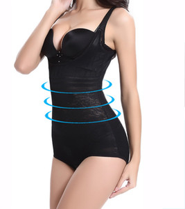 Venda quente Alta Elasticidade Espartilho Cintura Design Bodysuits Mulheres Shapewear Elegante Corpo Escultura Collant Luz Respirável frete grátis