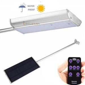 10 w 1450 lümen led güneş işık motion sensörü bahçe solar lamba işık açık yolu sokak duvar lambası luz güneş led para dış su geçirmez