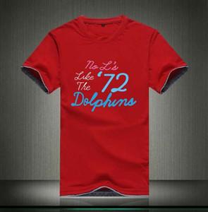 888 Atacado e Varejo hip hop Rosa golfinho Com Painéis T-shirt Tee Roupas dos homens Tamanho S-5XL Top Frete Grátis