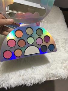 Yeni makyaj paleti hayatın Bir Festivali 13 Renk Göz Farı Paleti Barış aşk göz farı paleti Yüksek kalite DHL kargo