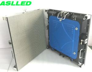 5.67ft * 3.78ft 6 piezas 576 * 80 mm P6 pantalla LED * 576 interior de arrendamiento LED pantalla LED de pared de vídeo de alta definición