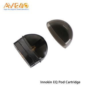 Original Innokin EQ Pod Пустой 2 мл Емкость для набора Pod Innokin EQ, многоразового использования с системой PlexusCoil Pod 0,15 Ом