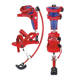 Wholesale skyrunnerStilts funny sport adult Jumping stilts,kids jumping shoese, outdoor sports jumping training equipment 1pair for sale