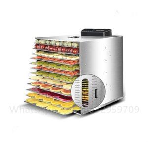 Frete grátis 2020 New Food Fruit Machine Dehydrator vegetal Secador Niutou Dehydrator Snack Fazendo Food Machine