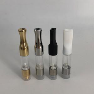 Распылитель G2 Масляный картридж Vape Vaporizer e Сигареты Vape Pen Нет Разлив 0,5 мл 1 мл Картриджи Vape Vile Coil Vapes 510 Атомайзеры eCig
