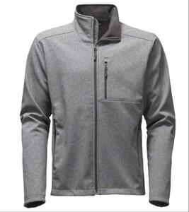 North Men Soft Shell Fleece Apex Bionic Giacche Outdoor Casual Antivento Viso Cappotti da sci caldo Mens giacche Cappotti Capispalla maglione ponticelli