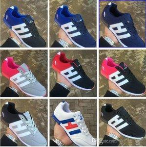 Hot vendre 2018 marques de mode hommes Souliers simple et femmes chaussures chaussures loisirs cortez Coquilles mode en cuir Chaussures de sport en plein air