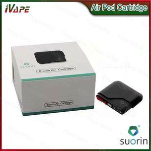 Suorin 에어 Vaping 키트 정통 Suorin 에어 교체 포드 카트리지 2ml를 포드 카트리지 코일 헤드 리필