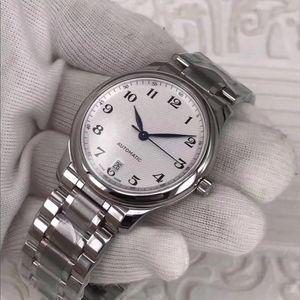 2018 MASTER COLEÇÃO mens de luxo relógios de luxo relógio automático marca relógio de pulso Esporte MIYOTA 2892 Movimento Tampa Inferior