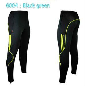 Aktif Pantolon L-4XL Koşu Moda Erkek Spor Pantolon Pantolon Eğitim Polyester Skinny Futbol Erkek Koşucular Fermuar Cep