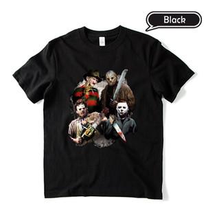 Nouvelle conception de t-shirts, Freddy Krueger. Jason voorhees. Michael Myers T-shirts.