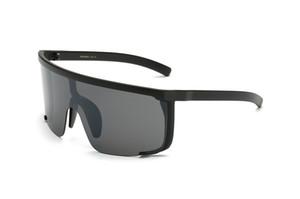 New Large Mask Sunglasses Sunscreen Anti-peep Mask Maschera per gli occhi Artificiale UV400 Party Occhiali da sole 6 colori Opzionale 1798