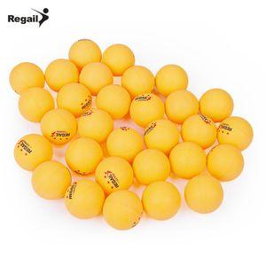REGAIL 30Pcs 3-stelle palline da ping pong Set 40mm pratica Ping Pong Balls Entertainment Ping Pong professionale per lo sport
