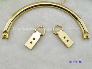 Envío gratis Bolsa con piezas de accesorios (5 PCS / lote) mano de aleación de metal de alto grado con 3 piezas de decoración accesorios