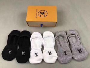 Kadın ve erkek moda 6pair Deodorant Pamuk Marka Unisex Çorap Spor Çorap için yeni ayak bileği baş Çorap