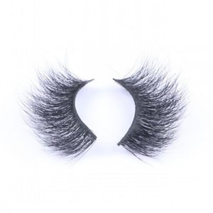 3D Mink Eyelashes 100% Handmade Full Strip Lashes Natural Long Thick Eyelashes Extensions Beauty Makeup False Eyelashes