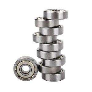625ZZ 3D Drucker Teile 10 teile / satz 5x16x5mm Miniatur Rillenkugellager für Drucker Zubehör Zubehör