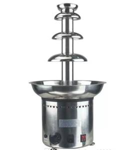 Hochwertige kommerzielle elektrische Edelstahl Schokolade Brunnen Maschine Schokolade Schmelzer Brunnen Maschine für Party