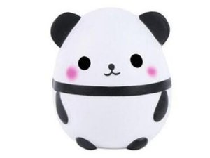 New Squishy Jumbo Cute Panda Kawaii Cream Scented Squishies Very Slow Rising Kids Toys Doll Gift Fun Collection Stress Relief Toy Hop Props