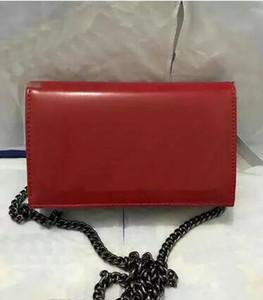 Sac à bandoulière unique de style classique sac à main portefeuille en cuir un message en cuir sac à main Shouldbag poche fourre-tout totes poche sac à main taille 20 * 6 * 15 cm