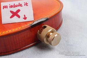 4/4 Keman end pin kelepçe klip metal Güçlü Keman yapımcısı aracı luthier aracı Pirinç