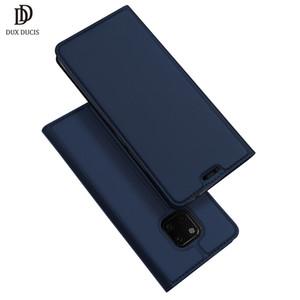 Gros luxe Flip Etui en cuir pour Huawei Compagnon 20 Pro Mode Couverture de livre portefeuille pour HUAWEI mate20 Pro Case Coque Guard