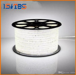 100 m 110 V 220 V Led Şeritler smd 2835 LED halat ışık IP67 Flex LED Şerit ışıkları Dış Aydınlatma dize Disko Bar Pub Noel Partisi