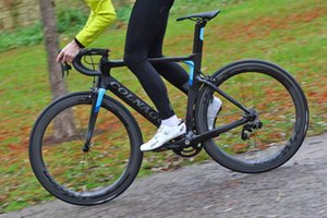 Mavi Colnago Komple Yol Bisikleti Karbon Yol Bisiklet Binme Bisikletleri Satışa Orijinal ULTEGRA groupset colnago ile Karbon Tekerlek