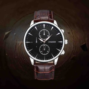 wengle OUKESHI New Men Leisure Belt Business student atmosphere Luxury gift dress casual sports Quartz watch