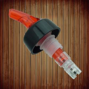 Nueva creativo 30 ml Quick Shot Espíritu de medición Vertedor Bebidas Vino Cóctel dispensador Inicio La Barra de Herramientas de botella tapón del surtidor de la venta caliente 3 2MF