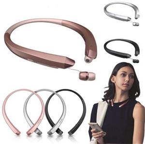 HBS 910 bluetooth kulaklıklar HBS910 Yüksek Kalite CSR4.1 Çip Kablosuz Bluetooth Kulaklık Kulaklık Spor iphone Için HBS iphone Ile Paket