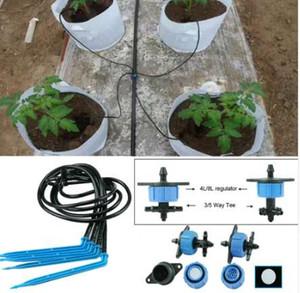 Nuonuowell 20pcs / lot Atomizing Drip Arrow Drip 관개 용 온실 Dropper Emitter 관개 용 물 절약 키트