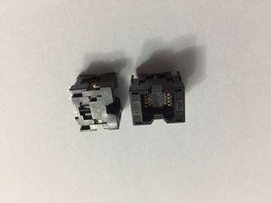 Wells IC Test Soketi 652C0082211W003 Sop8pin 1.27mm Pitch Çift İletişim Yuva yanık