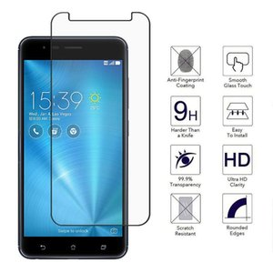 Per ASUS ZenFone 3 Zoom / ZE553KL Proteggi-schermo in vetro temperato anti-bolle anti-graffio anti-impronta pellicola per iPhone X XS XR XS