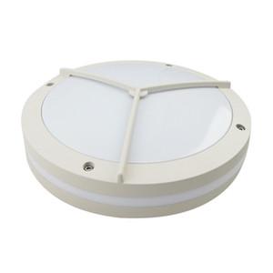 IP65 d'urgence 180mins Bulkhead Plafonnier 40W 30W 20W 30CM / 12IN AC85-265V PF0.9 90LM aluminium Waterproof LED batterie rechargeable