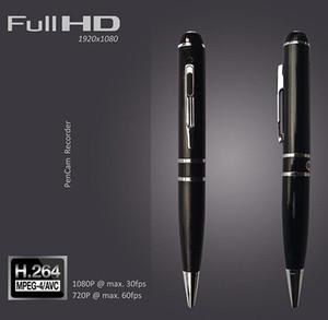 32GB Speicher Built-in Full HD 1920 * 1080P Feder-Kamera 720P 60FPS Stift Kamera nimmt Foto-DVR Minidvr PQ178