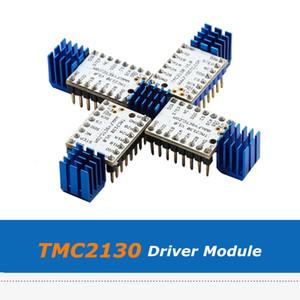 4pcs 3D Printer Partie Ultra-silencieux MKS V1.0 TMC2130 Stepper Motor Driver Module avec dissipateur thermique