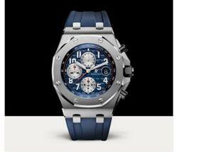 Os homens da moda relógios de Três olho seis agulha medidor mecânico New Luxury mecânicos homens Assistir Relógio De Pulso