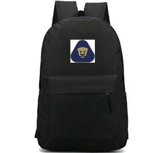 Universidad Nacional sırt çantası Unam daypack Meksika Futbol kulübü schoolbag Futbol sırt çantası Spor okul çantası Açık gün paketi