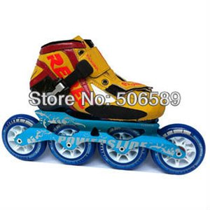 free shipping speed skating professional roller skating wheel