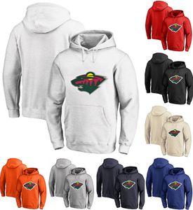 Minnesota Wild Hoodie 3 Charlie Coyle 17 Marcus Foligno 25 Jonas Brodin 40 Devan Dubnyk Personalized Custom Hockey Sweatershirt Jerseys