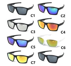 BRAND New Bicycle Glass UOMO occhiali da sole sportivi a picco ciclismo occhiali da sole Sport spectacl moda abbaglia specchi color 58 15