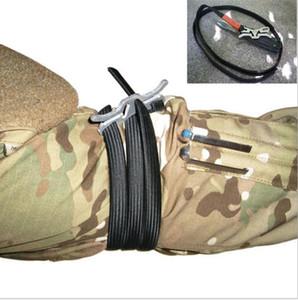 Gadget per esterni EDC Sport Laccio emostatico rapido di sicurezza Funzionamento con una sola mano Laccio emostatico ultraleggero Attrezzo di sopravvivenza per attrezzi da sopravvivenza all'aperto