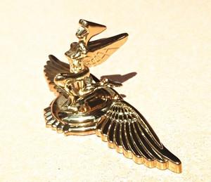 diosa volar vehículos águila accesorios modificación Marcos frontales estándar de coche universal Marcar