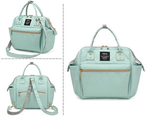 Heine Mommy Bags Fashion Mother Handbag Multifunction Diaper Maternity Shoulder Bags Outdoor Desinger Nursing Travel Bags Free Shipping