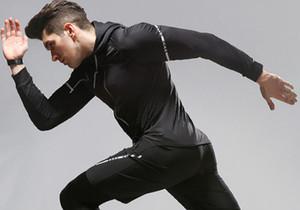 Homens ternos esportivos primavera verão inverno fatos de treino 4pcs terno jaqueta calças curtas camisetas clothing set roupas esportivas