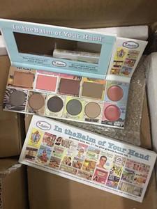 12pcs Il nuovo balsamo di arrivo Stile nel balsamo della tua mano Incontra Matt (e) Eyeshadow Palette 11 Colore maquiagem Palette Marca Trucco Cosmetici